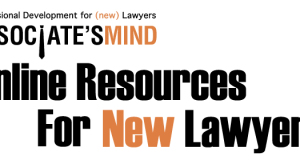 associates mind online resources for new lawyers