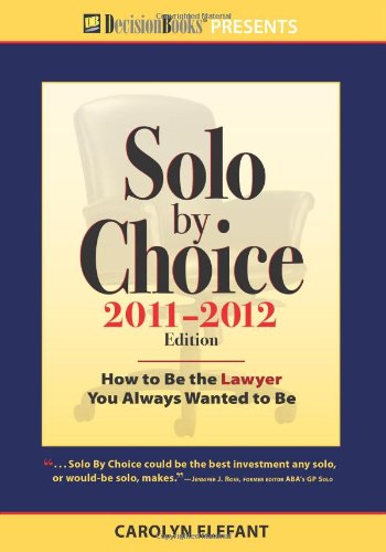 Review: Solo By Choice
