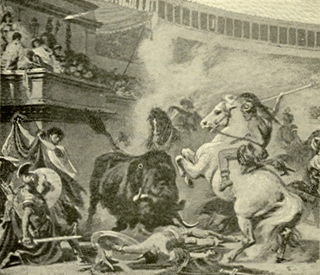 Rome's panem et circenses