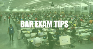 FEBRUARY 2016 bar exam tips