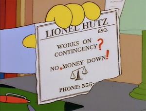 lionel hutz lawyer
