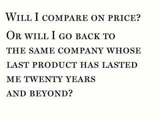 compete on price