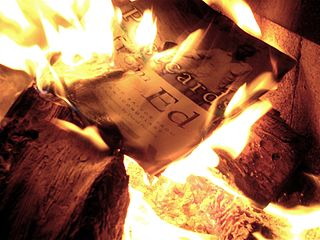Burn Bryan Garner's Books