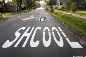 school-fail