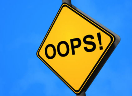 3 Steps To Owning Your Mistakes - Associate's Mind