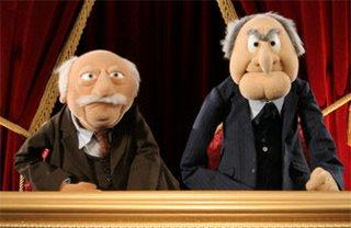 muppet curmudgeon