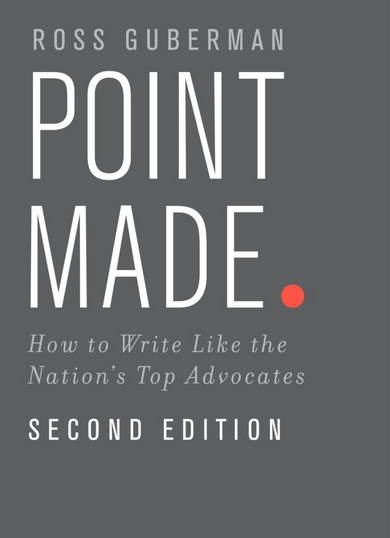 Book Review: Point Made 2nd Edition
