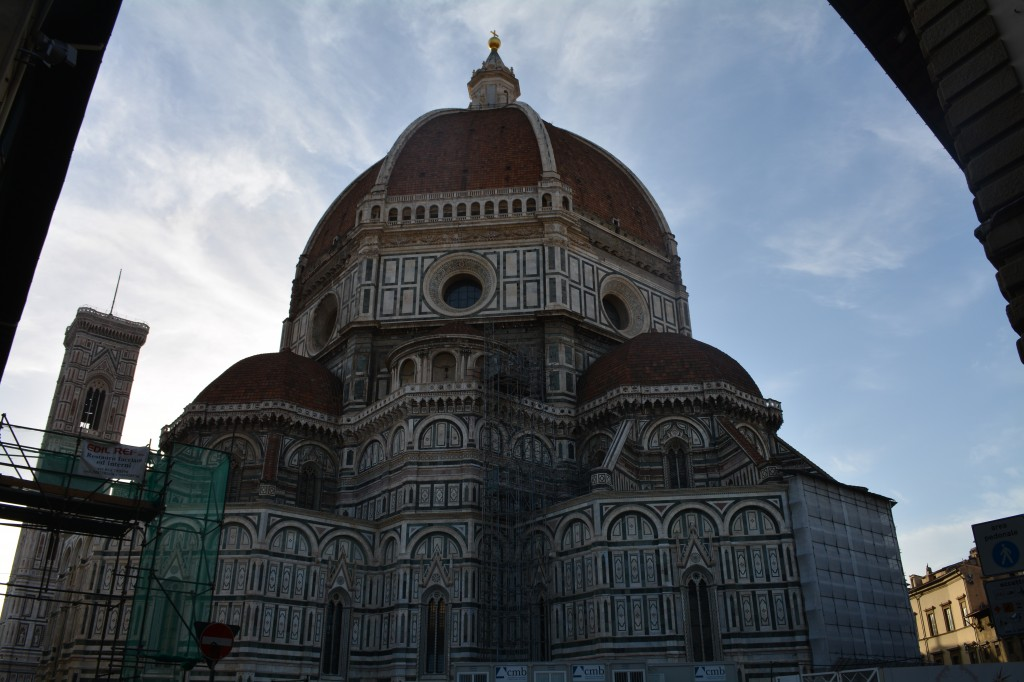 Brunelleschi's Dome.