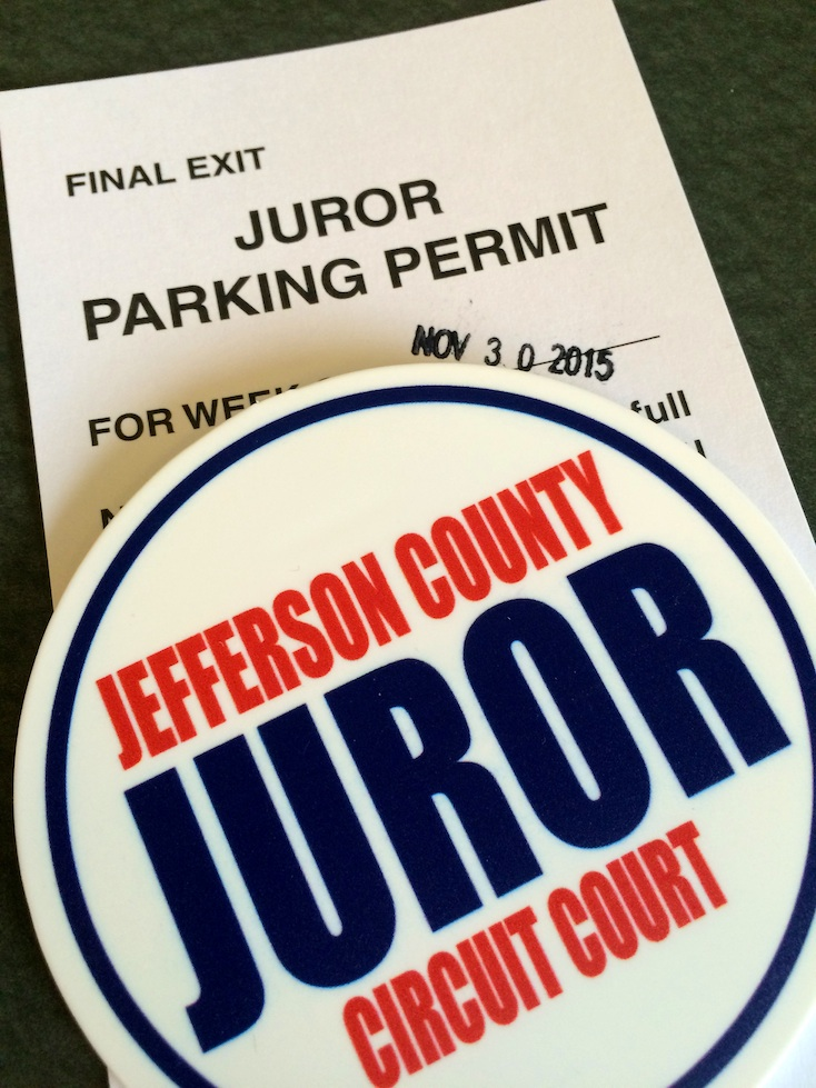 Jury Duty: A Lawyer's Journey