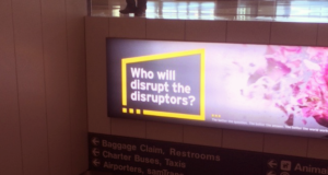 disrupting the disruptors