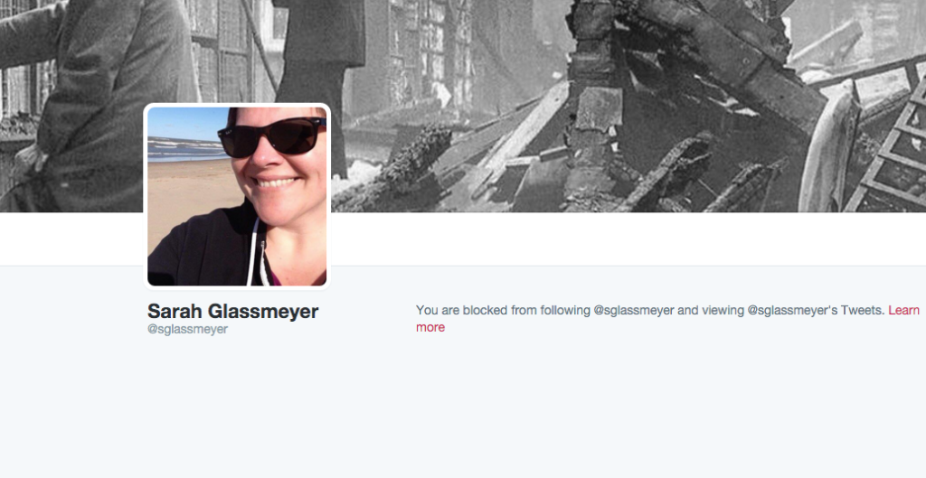 glassmeyer blocked