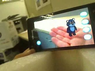 augmented reality smartphone