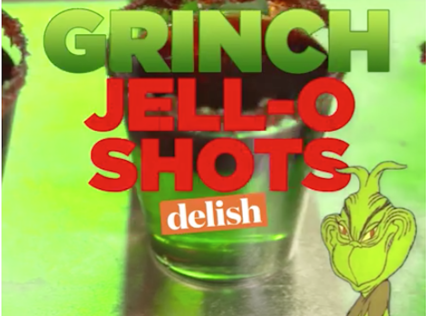 How Delish Stole The Grinch (And Lawyers Ruin Christmas)