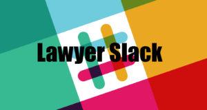 lawyer slack