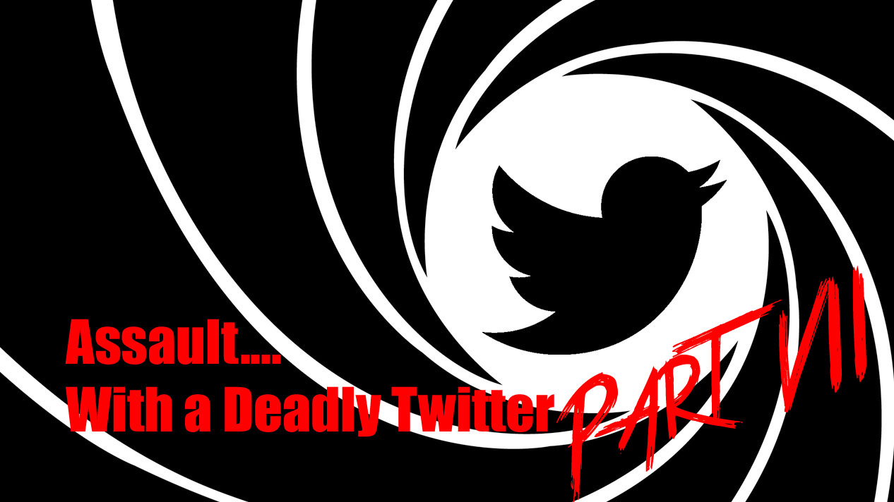 Emotional Distress Tweet (Assault with a Deadly Twitter Part VII)